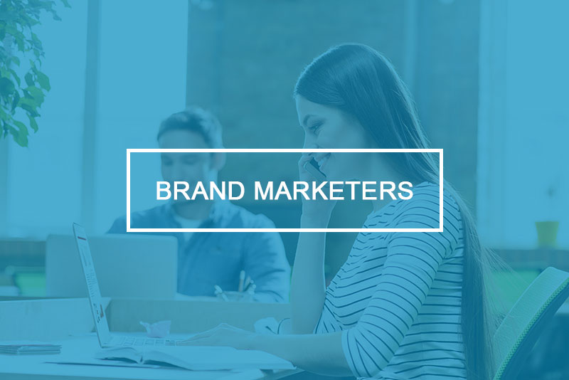 Marketing Solutions for Brand Marketers