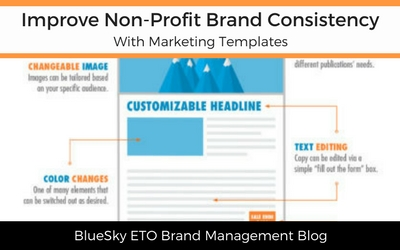 Improve Non-Profit Brand Consistency with Marketing Templates
