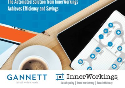 Gannett and Innerworkings