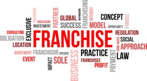 franchise marketing text