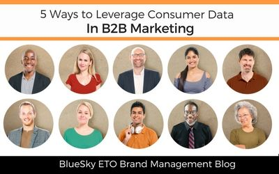 5 Ways to Leverage Consumer Data in B2B Marketing