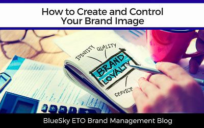 How to Create and Control Your Brand Image