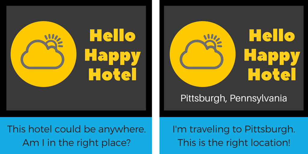 hotel marketing collateral best practices