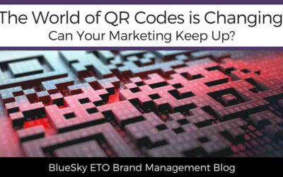 The World of QR Codes is Changing: Can Your Marketing Keep Up?